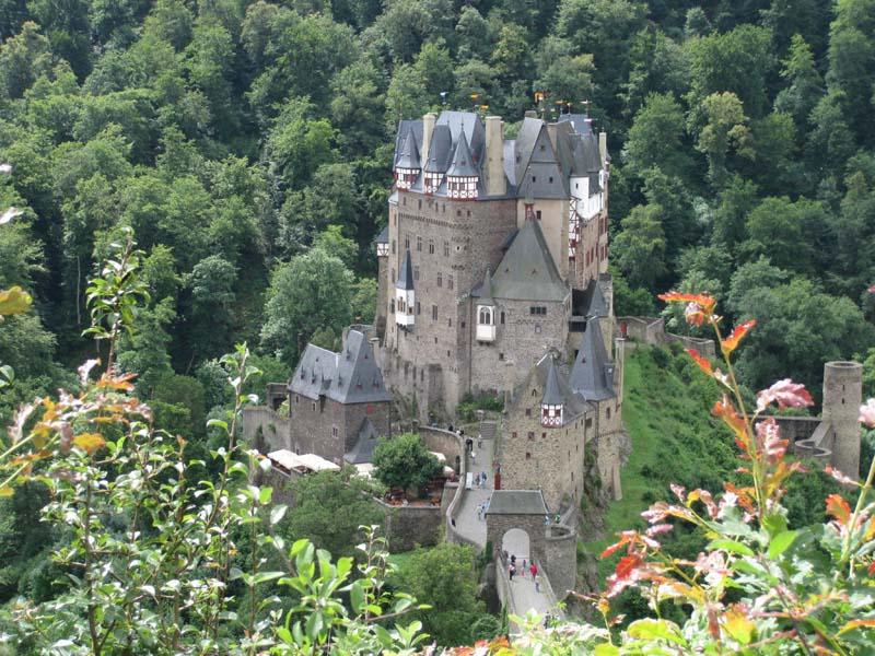 burgen deutschland karte Die 10 schönsten Burgen Deutschlands | Ferienhaus Deutschland