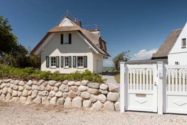 luxus ferienhaus deutschland 4 personen ahrenshoop. Black Bedroom Furniture Sets. Home Design Ideas